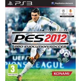 Pro Evolution Soccer 2012 PS3 USATO