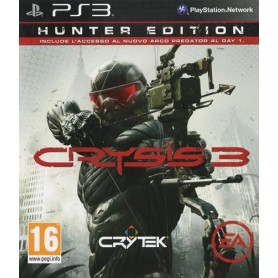 Crysis 3 Limited Hunter Edition PS3