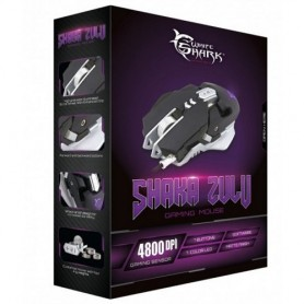 WHITESHARK Mouse GM-5001 Shaka Zulu PC
