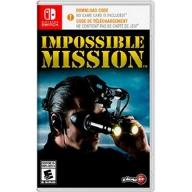 Impossible Mission, Nintendo Switch