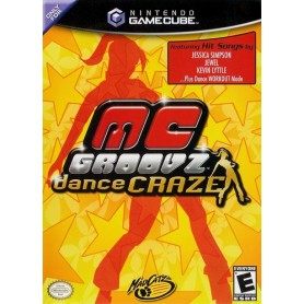 MC Groovz Dance Craze Game Cube