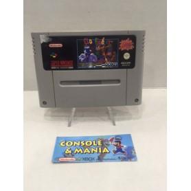 CLYFIGHTER S.Nintendo PAL USATO