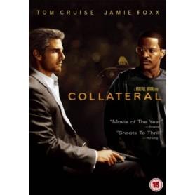 Collateral (solo disco) DVD USATO