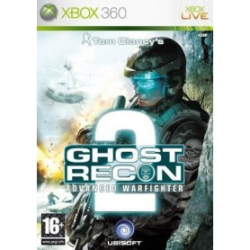 Ghost Recon Advanced Warfighter 2 X360 USATO