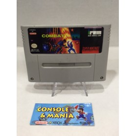 COMBAT S.Nintendo pal USATO