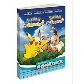 Pokémon: Let's Go, Pikachu/Eevee!: Guida Strategica