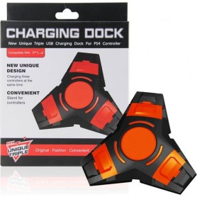 Charging Dock (base ricarica pad) PS4