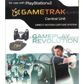GameTrack Central Unit Controller (completo) PS2