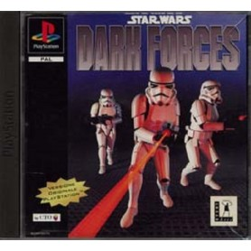 Star Wars Dark Forces pal PSX USATO