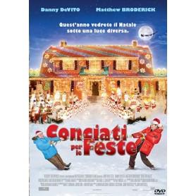 Conciati per Le Feste (solo disco) DVD USATO