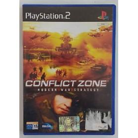 CONFLICT ZONE (noistruz) PS2 - USATO