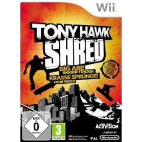 Tony Hawk: SHRED (no skate) WII USATO