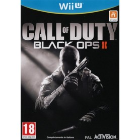 Call of Duty Black Ops II (no istruz) WIIU USATO