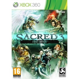 Sacred 3 First Edition X360 USATO