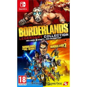 Borderlands: Legendary Collection Switch