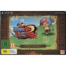 One Piece Unlimited World Red Coll. Ed. PS3 USATO