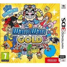 Wario Ware Gold 3DS USATO
