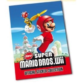 Album per figurine S.Mario Bros