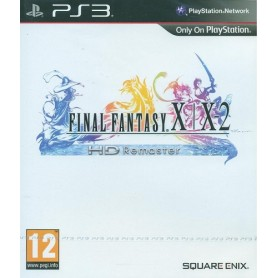 Final Fantasy X / X-2 HD Remaster (EN) PS3