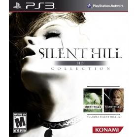 Konami Silent Hill HD Collection (EN) PS3