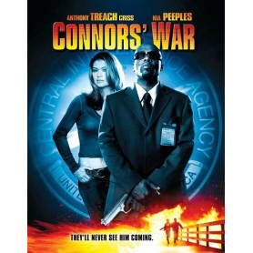 Connors' War (solo disco) DVD USATO