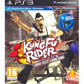 Kung Fu Rider PS3 USATO