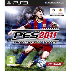 Pro Evolution Soccer 2011 PS3 USATO