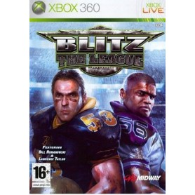 Blitz: The League X360 USATO