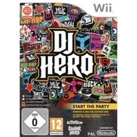DJ HERO WII USATO