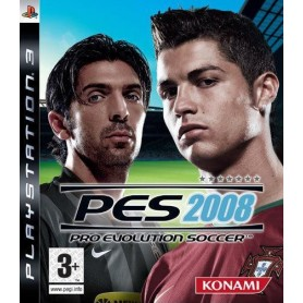 Pro Evolution Soccer 2008 PS3 USATO