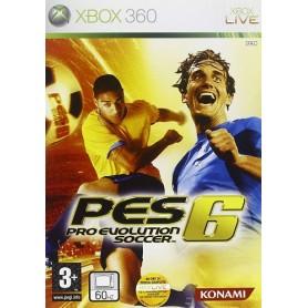 Pro Evolution Soccer 6 X360 USATO