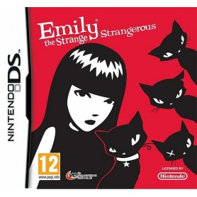 Emily THE STRANGE DS USATO