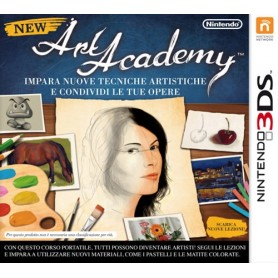 New Art Academy 3DS USATO
