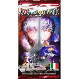 Force of Will Echi del Nuovo Mondo busta 10 carte (IT)