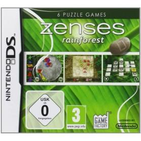 ZENSES Regenwald - 6 Puzzle Games DS