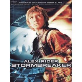 Alex Rider - Stormbreaker (solo disco) DVD USATO