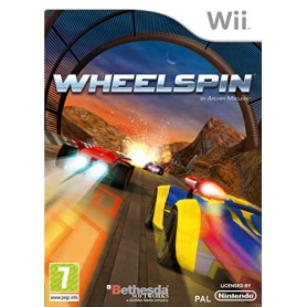 Wheelspin WII USATO