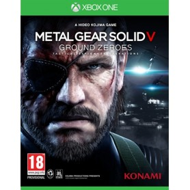 METAL GEAR SOLID V Ground zeroes  XONE USATO