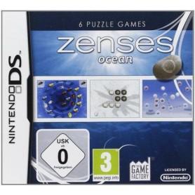 Zenses Ocean 6 Puzzle Game DS