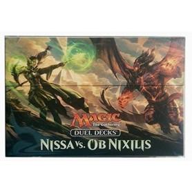 Ultra-Pro Nissa vs. Ob Nixilis Duel Deck BOX