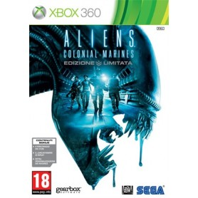 ALIENS COLONIAL MARINES limited ed.X360