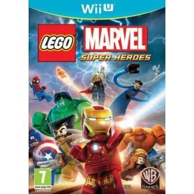 LEGO Marvel Superheroes WII-U USATO