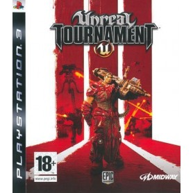 Unreal Tournament III PS3 USATO