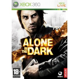 Alone In The Dark X360 USATO