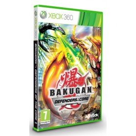 Bakugan Defenders of the Core X360 USATO