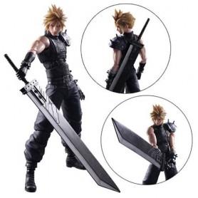 Final Fantasy VII Remake Cloud Strife Play Arts Kai