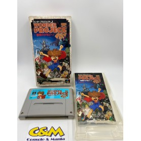 Wonder Project Super Famicom Jap USATO