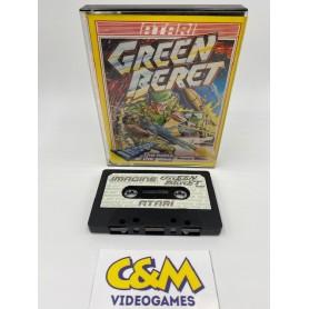 GREEN BERET ATARI 400 800 XL Atari USATO