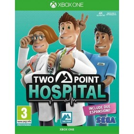 Two Point Hospital XONE USATO