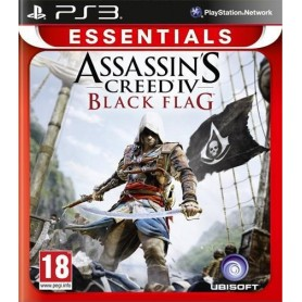 Assassin's Creed 4 Black Flag PS3 - USATO